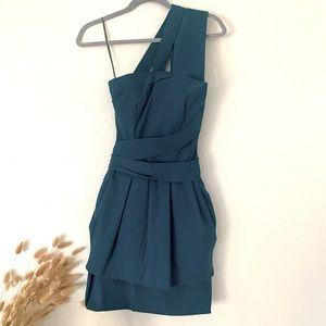 PREEN Mini bandage dress